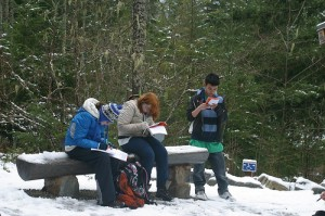 Mountain School students reflect on their experiences at the North Cascades Environmental Learning Center.