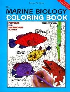 MarineBiologyColoringBook