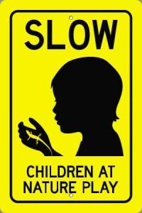 slowchildrensign