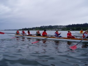 Rowing and the art of environmental education