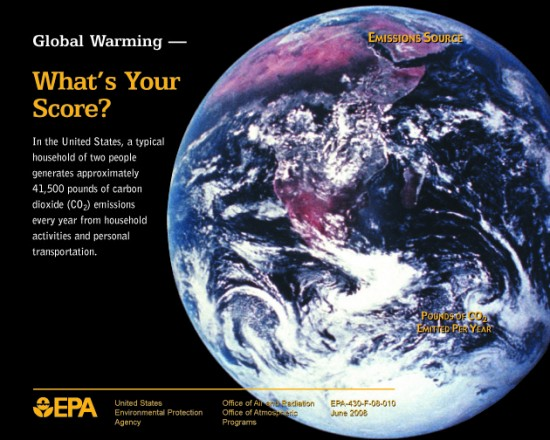New Climate Change Awareness Toolkit