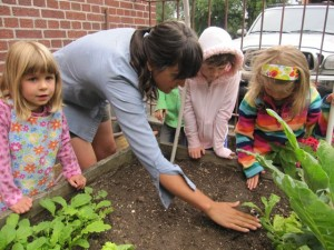 Abernethy's ground-breaking Farm-to-School program
