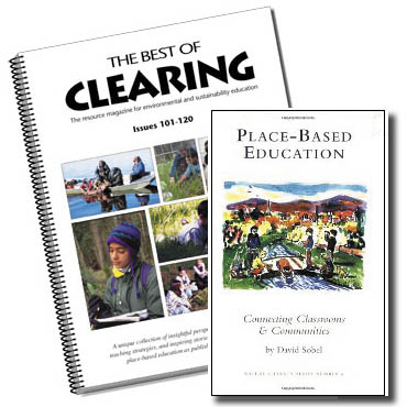 Buy the book – get a bonus – and help CLEARING!